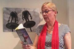 Barbara Petermann in der Galerie: Mainzer Kunst.